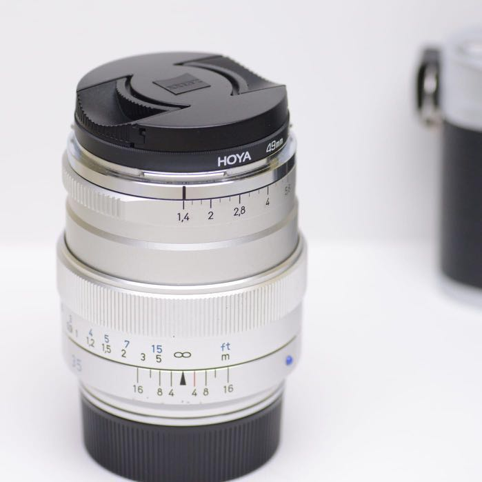 Zeiss ZM 35 1 4 Distagon (Leica M mount) [Price Reduced