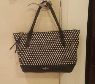 Cole Haan all leather tote
