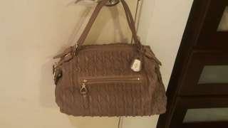 Cole Haan 100% leather handbag