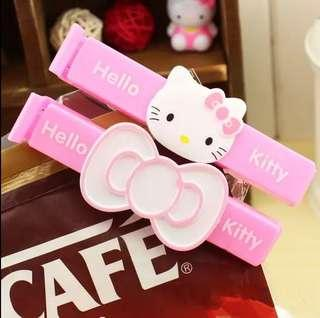 Hello Kitty Sealing Clip