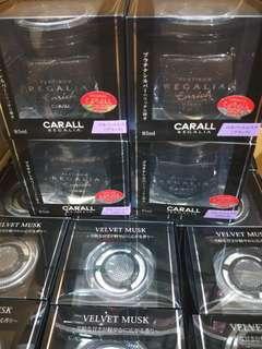 Carall Regalia Perfume 1997 Velvet Musk
