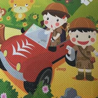 韓國Dwinguler森林大探險遊戲墊 - 中碼