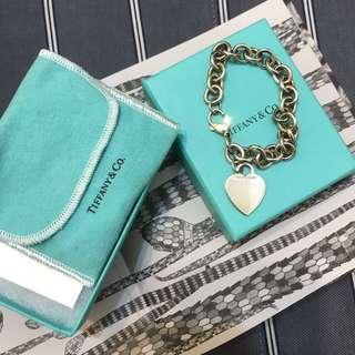 Tiffany 經典手鍊