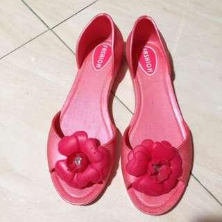 BRANDNEW JELLY SHOES