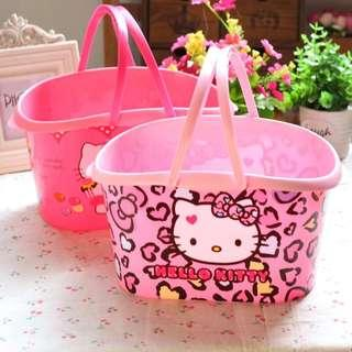 Hello Kitty Basket