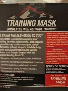 Exercise mask