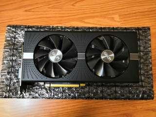Sapphire Radeon RX570 Nitro+ 4GB