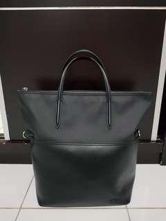 Preloved Lacoste Cabas Bag. Bag only.