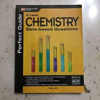 MARSHALL CAVENDISH PERFECT GUIDE O LEVEL CHEMISTRY DATA-BASED QUESTIONS