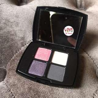 Lancome eyeshadow pallete mini size new