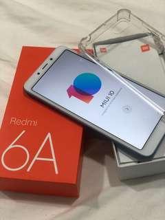 Redmi 6A Blue 2gb Ram / 16gb Rom Global Version