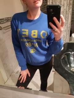 Obey Sweatshirt Small