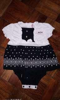 Onesies black & white