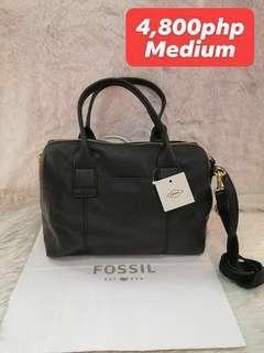 FOSSIL LARGE JORI SATCHEL (2-Way Bag)