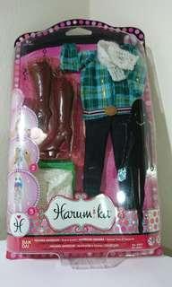 Bandai fashion design toy