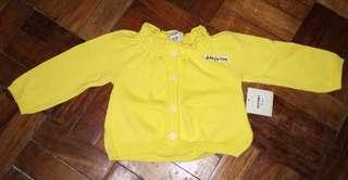 Old navy yellow