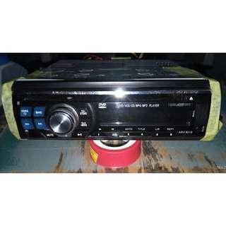 radio/cd dvd player kereta