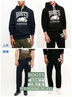 🚚 Roots男性套裝