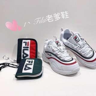🚚 FILA 老爹鞋(現貨)