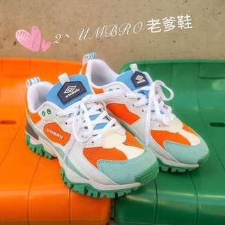 🚚 UMBRO老爹鞋(現貨)