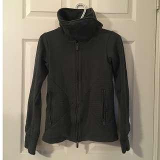 BENCH zip-up sweatshirt