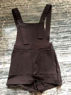 Blackmilk short overalls