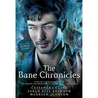 [Hardcover] The Bane Chronicles - Cassandra Clare