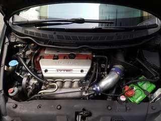 FD2R HKS Cold Air Intake