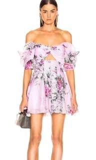 HIRE Alice McCall Peony Dress Size 8