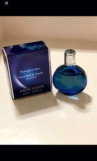 3c16366fb Rp$22-Mini Midnight In Paris by Van Cleef & Arpels EDT 4.5ml (