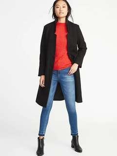 Black Coat Petite XS