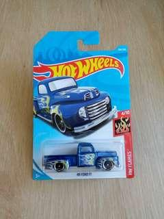 Hot Wheels. '49 Ford F1