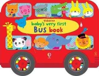🚚 (BN) Usborne: Baby's Very First Bus Book