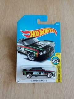 Hot Wheels '73 BMW 3.0 CSL Race Car