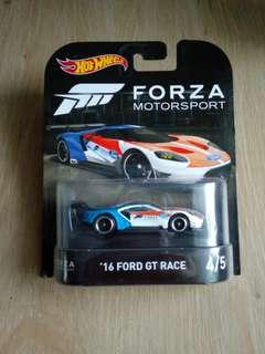 Hot Wheels Forza '16 Ford GT Race