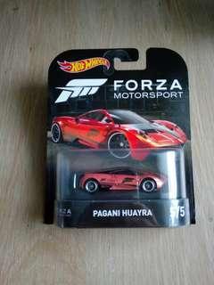 Hot Wheels Forza Pagani Huayra