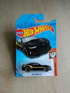 Hot Wheels 2017 Camaro ZL1