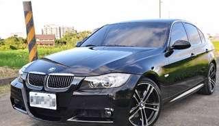 BMW E90 325i 07年 超貸 過件率99%