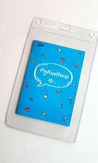 MyNiceHome HDB ezlink card tokidoki