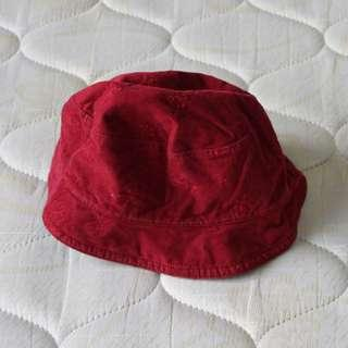 Baby's hat (red) for 2-4 years old #EVERYTHING18