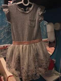 Next baby flower dress
