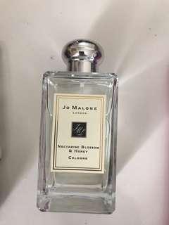 Jo Malone nectarine blossom and honey 100ml