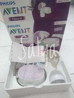 Avent single electric breast pump preloved #momjualan