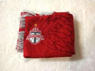 BRAND NEW! Limited Edition Toronto FC Winter Scarf