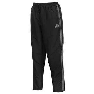 LONSDALE TRACKPANTS BLACK