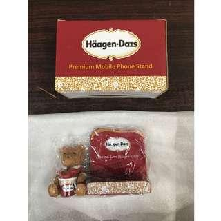 Haagen Dazs Mobile Stand