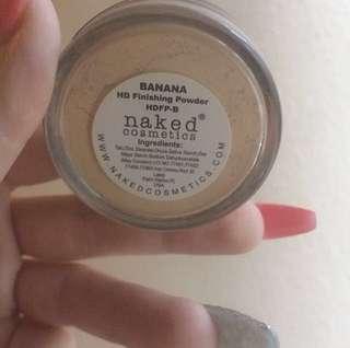 Naked Cosmetics - HD Finishing Powder