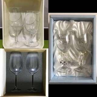 Wine Glasses Bundle Sales