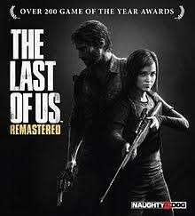 The Last of Us Remastered (Digital code only)