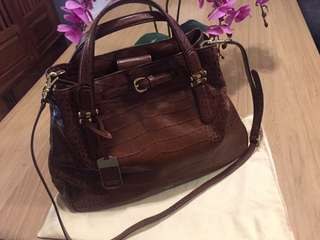 cb16a046e8 Authentic Ralph Lauren bag